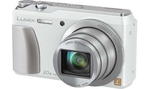 Panasonic Lumix DMC-TZ55 White