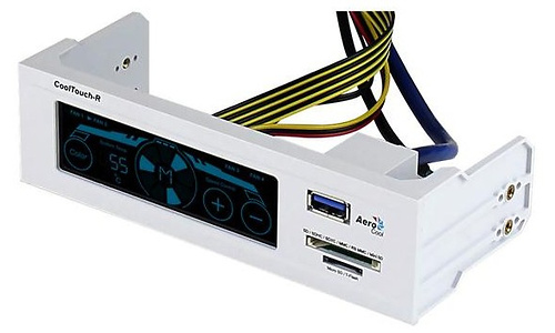 Aerocool CoolTouch-R White