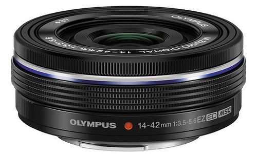 Olympus M.Zuiko Digital 14-42mm f/3.5-5.6 EZ Black