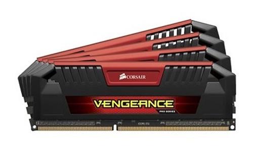 Corsair Vengeance Pro 16GB DDR3-2133 CL9 quad kit