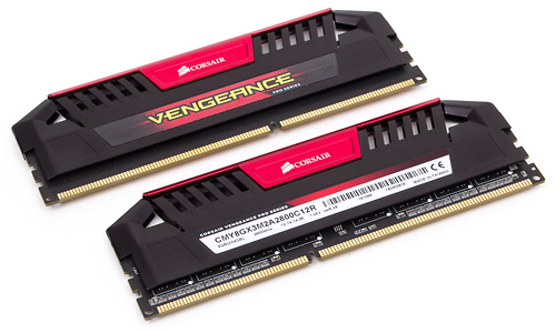 Corsair Vengeance Pro Red 8GB DDR3-2800 CL12 kit