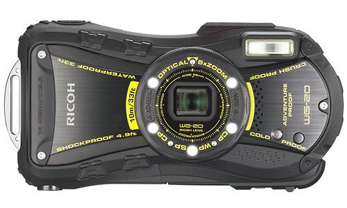 Ricoh WG-20 Black
