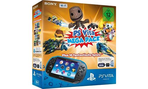 Sony PlayStation Vita Mega Pack 8GB