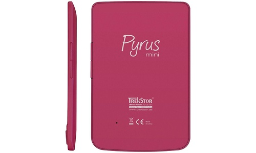 TrekStor Pyrus Mini Pink