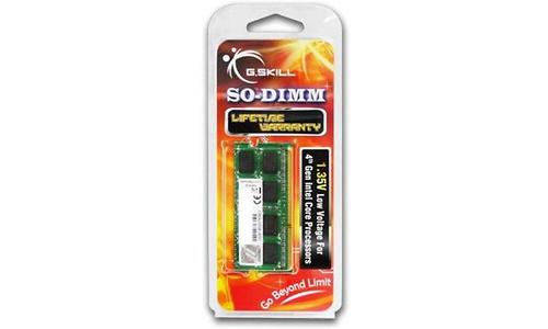 G.Skill 4GB DDR3-1333 CL9