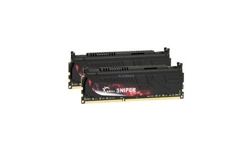 G.Skill Sniper 8GB DDR3-2133 CL9 kit