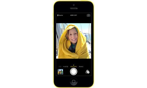 Apple iPhone 5c 8GB Yellow