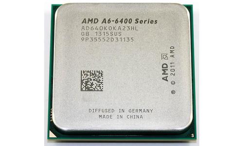 AMD A6-6400K Tray