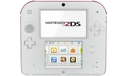 Nintendo 2DS Red + Pokémon X