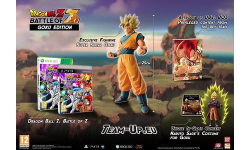 Dragon Ball Z, Battle of Z (Xbox 360)