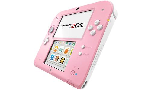 Nintendo 2DS Pink
