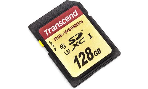 Transcend Ultimate SDXC UHS-I U3 128GB