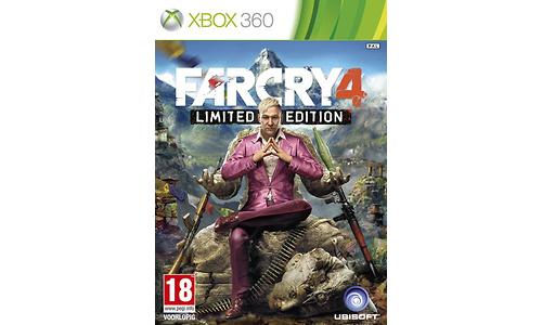 Far Cry 4, Limited Edition (Xbox 360)