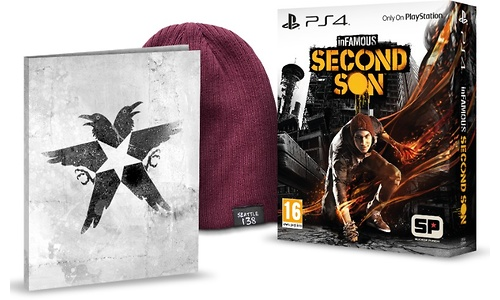 Infamous: Second Son, Special Edition (PlayStation 4)