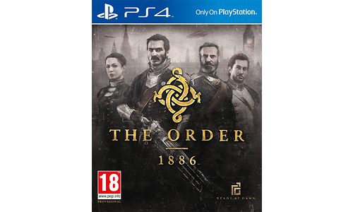 The Order 1886 (PlayStation 4)