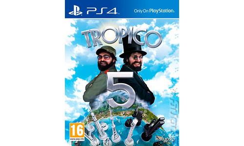 Tropico 5 (PlayStation 4)