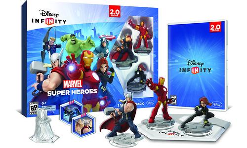Infinity 2.0: Marvel Super Heroes (Wii U)