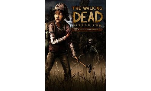 The Walking Dead: Season 2 (PlayStation 4)