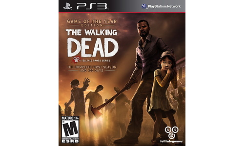 The Walking Dead: Season 1, 400 Days (PlayStation 3)
