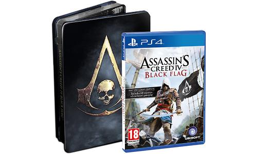 Assassin's Creed IV: Black Flag, Skull Edition (PlayStation 4)