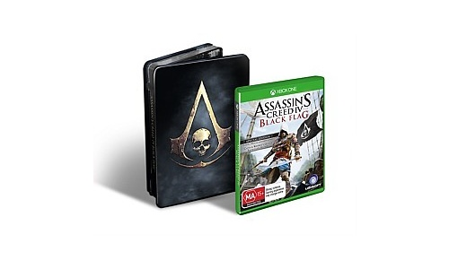 Assassin's Creed IV: Black Flag, Skull Edition (Xbox One)