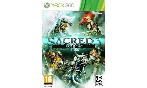Sacred 3: First Edition (Xbox 360)