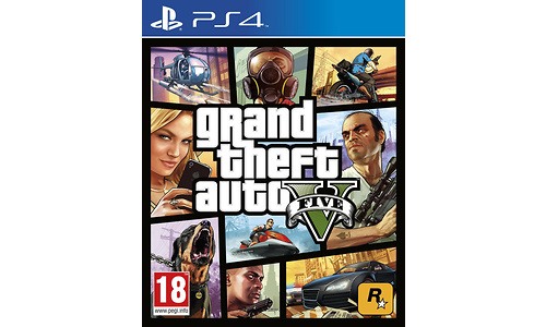Grand Theft Auto V (PlayStation 4)