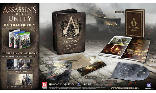 Assassin's Creed Unity, Bastille Edition (Xbox One)