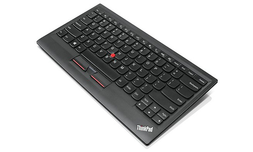 Lenovo ThinkPad Compact Bluetooth Keyboard with TrackPoint