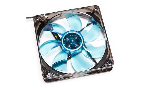 Cooltek Silent Fan 120mm Blue Led