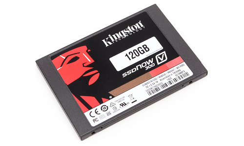 Kingston SSDNow V300 120GB (Micron)