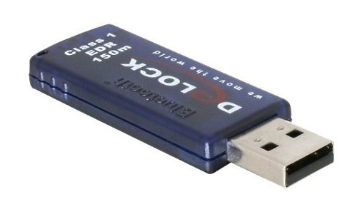 Delock Bluetooth Dongle V2 Class 1