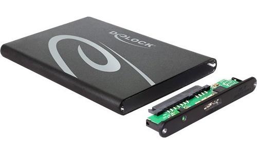 Delock HDD Enclosure SATA