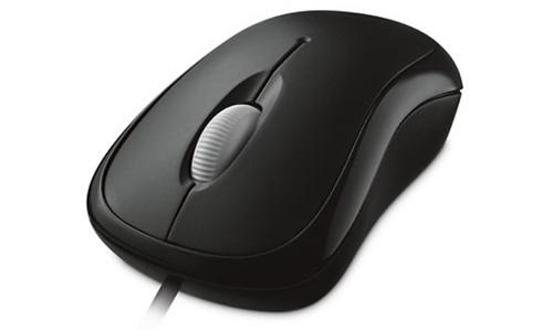 Microsoft Basic optic Mouse Black
