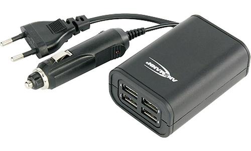 Ansmann Quattro USB Charger