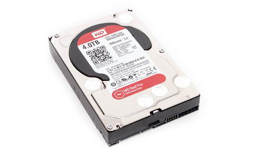 Western Digital Red Pro 4TB (128MB)