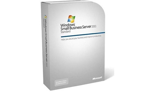 Microsoft Small Business Server 2011 Standard DE