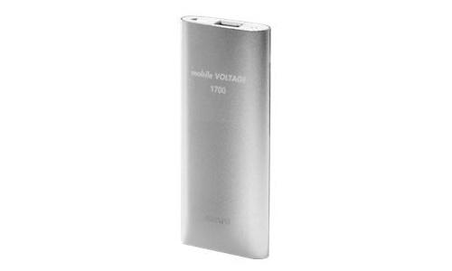 Maxell Powerbank 1700 Silver