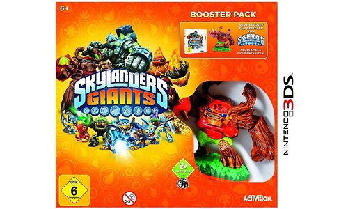 Skylanders: Giants Booster Pack (Nintendo 3DS)