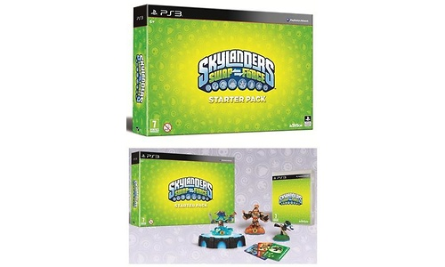 Skylanders: Swap Force Starter Pack (PlayStation 3)