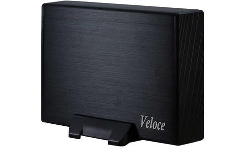Inter-Tech Veloce GD-35612 Black
