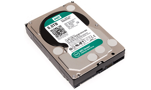 Western Digital Green 6TB