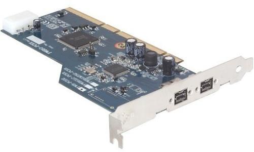 Delock 2-Port FireWire B PCI64 Card