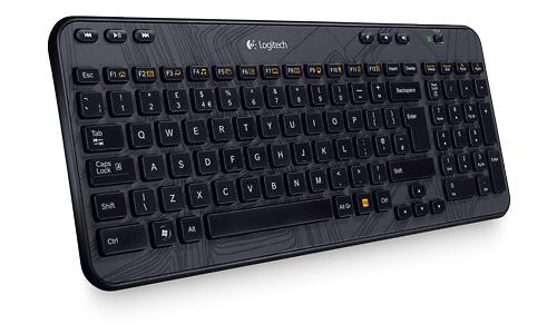 Logitech K360 Wireless Keyboard (DE)