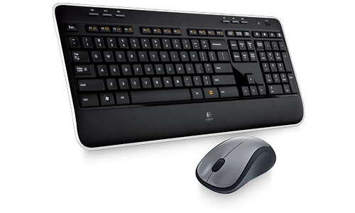 Logitech Wireless Combo MK520 (DE)