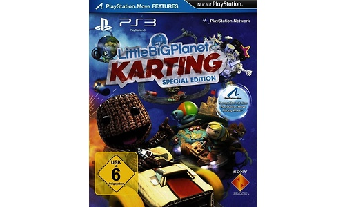 LittleBigPlanet Karting, Special Edition (PlayStation 3)