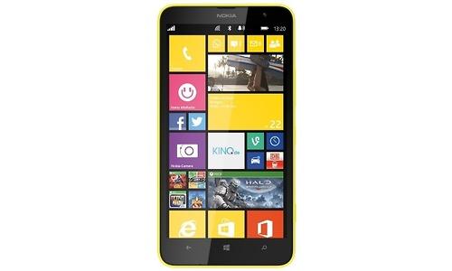 Nokia Lumia 1320 Yellow