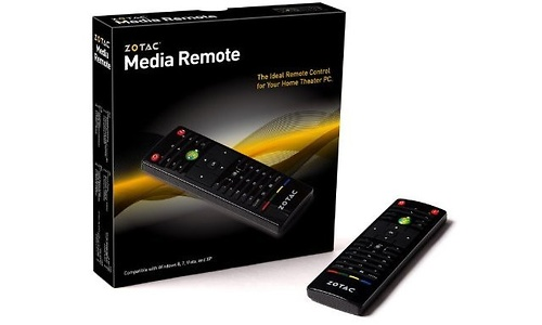 Zotac Remote Control kit + USB IR Receiver