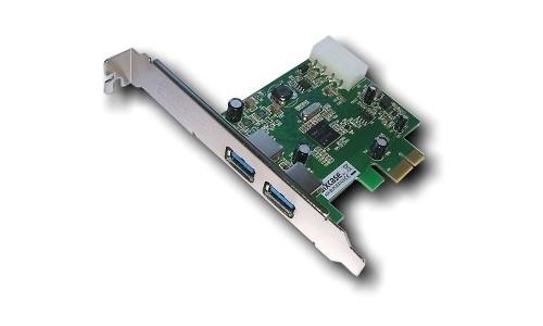 Aixcase 2-Port USB 3.0