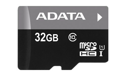 Adata MicroSDHC Premier Class 10 USH-I 32GB